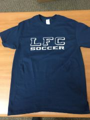 LYON FC T-SHIRT WITH LOGO