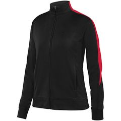 FIREBIRDS LADIES MEDALIST JACKET WITH EMBROIDERED LOGO