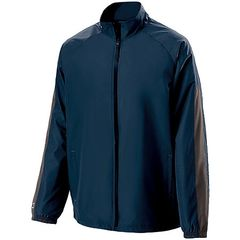 STEALTH BIONIC JACKET WITH EMBROIDERED LOGO