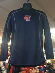 SLJL TRAVEL LONG SLEEVE PULLOVER WITH LOGO