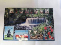 Michigan 1 Postcard