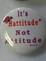 It's Hattitude Not Attitute #2159