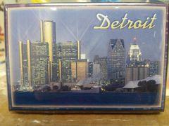 Detroit Magnet #3621