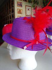 Sm Purple Fedora Hat 1
