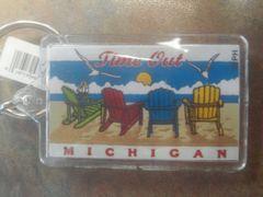 Michigan Keychain #3032
