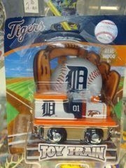 Detroit Tigers Toy Train #33013