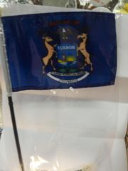 Michigan 4 x 6 Flag #3623