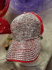 Bling Cap with Stones BCS