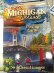 Michigan Moods Playing Cards #3616