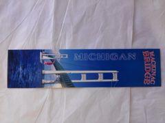Mackinac Bridge Bookmark