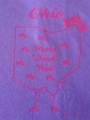 Ohio Wears Pink Well #2892