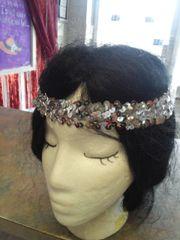 Rhinestone Headband #7002