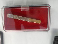 Gold Tie Bar M21