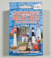 Lighthouse Playing Cards S01