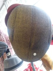 Brown Ivy Cap
