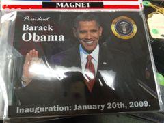 President Obama Magnet 1