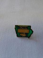 Iowa Lapel Pin