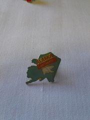 Alaska Lapel Pin