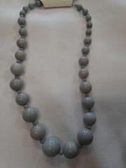 Light Blue Necklace