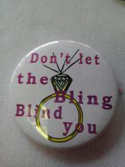 Don't Let the Bling Blind You