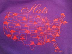 Hats T-Shirt 1323