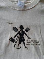 Truth Shirt 1931