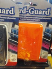 Orange Card Guard OCG
