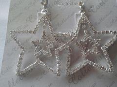 Star Earrings #3116