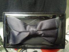 Gray Bow Tie #M6