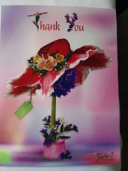 Thank You Card #39 (blank)