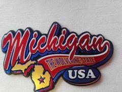 Michigan Magnet #3019