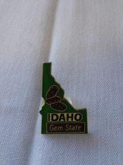 Idaho Lapel Pin