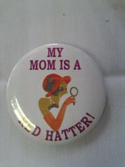 My Mom is a Red Hatter-B #2154