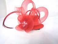 Red Mini Hat #2459
