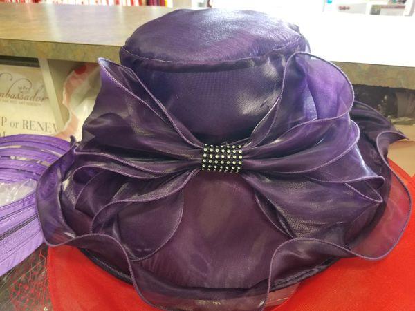 91579a6119f657 purple hat | theproductshoponline.com