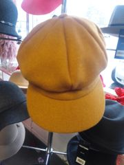 Tan Cabby Hat