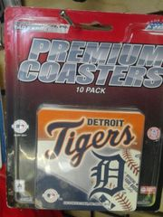 Detroit Tigers 10 pack Coasters # 33011