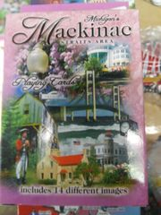 Mackinac Playing Cards #3617