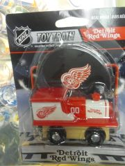 Detroit Red Wings Toy Train #33012