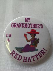 My Grandmother's is a Red Hatter-B #2139