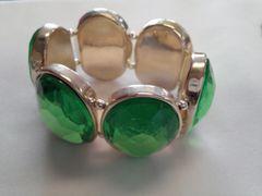 Large Green Bracelet