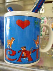 I Love Cats Mug