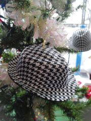 Houndstooth Ornament 3203