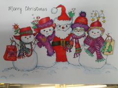 Red Hat Group Christmas Card
