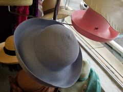 Lt Blue Summer Hat 418231
