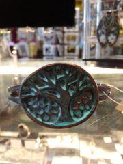 Turquoise Tree Bracelet