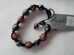 Brown Hematite Bracelet