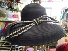 Lg Navy Dres Hat #2840