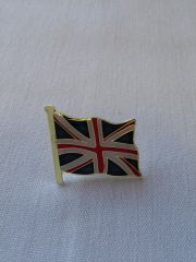 British Lapel Pin