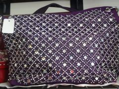 Purple Rhinestone Purple #3220